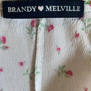 Brandy Melville Dresses - Brandy Melville Robbie Floral Wrap Dress